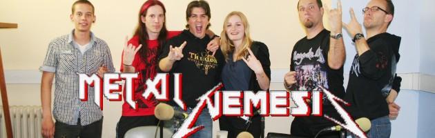 Interview de METAL NEMESIS