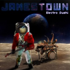 Jamestown – ElectroSushi EP