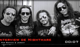 INTERVIEW – Nightmare