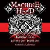 MACHINE HEAD @u Rocher De Palmer