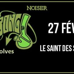 BELZEBONG + SONIC WOLVES @ux Pavillons Sauvages