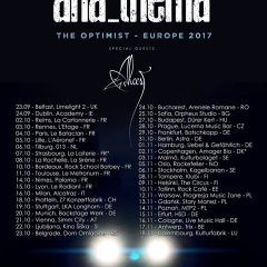 ANATHEMA + ALCEST @u Metronum
