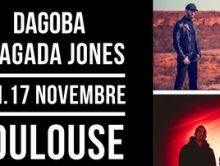 [CONCOURS] – Dagoba + Tagada Jones @u Phare
