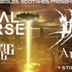 FRACTAL UNIVERSE + RED DAWN + PROPHETIC SCOURGE + AURIGA @ L'Usine A Musique