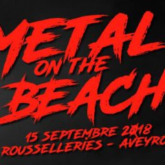 METAL ON THE BEACH FESTIVAL @ Pont De Sallars (Aveyron)