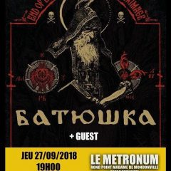 BATUSHKA + BLACK MARCH @u Metronum
