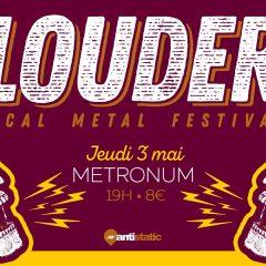 LOUDER FESTIVAL @u Metronum