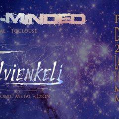 EVIL MINDED + TALVIENKELI @ La Cave A Rock