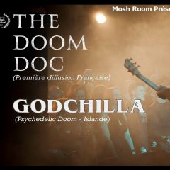 « THE DOOM DOC » + GODCHILLA @ La Cave A Rock