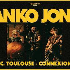 DANKO JONES + GUEST @u Connexion Live