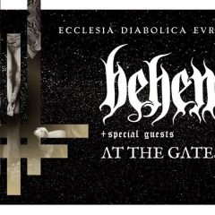 BEHEMOTH + AT THE GATES + WOLVES IN THE THRONE ROOM @u Bikini