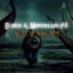 ECHOS ET MERVEILLES FESTIVAL #4 @u Bascala