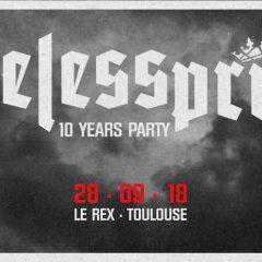 USELESS PRIDE FESTIVAL 10 ANS @u Rex