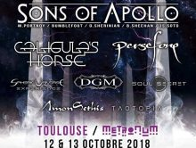 VERY PROG FESTIVAL – LE LIVE REPORT DE LA SOIREE DU SAMEDI 13 OCTOBRE – By Laura & Sam