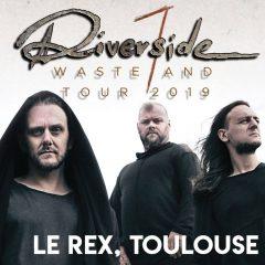 RIVERSIDE + GUEST @u Rex