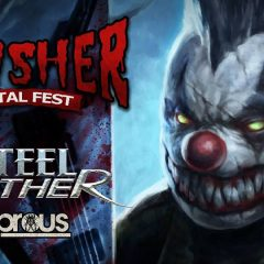SLASHER METAL FEST @u Phare