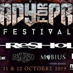 READY FOR PROG FESTIVAL : THRESHOLD + MANIGANCE + GUEST @u Metronum