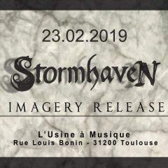 STORMHAVEN + DEMENSEED + AURIGA @ L'Usine A Musique