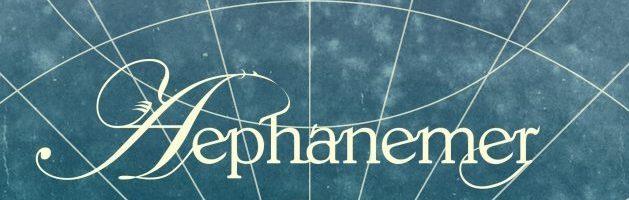 Un nouvel album pour Aephanemer !