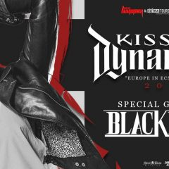 KISSIN DYNAMITE + BLACKRAIN @u Rex