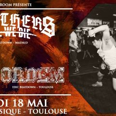 BROTHERS TILL WE DIE + WIDE SHUT + ORDEM @L'Usine A Musique