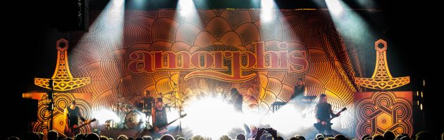 AMORPHIS + SOILWORK + JINJER + NAILED TO OBSCURITY @u Bikini : Le Live Report