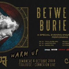 BETWEEN THE BURIED AND ME @u Connexion Live