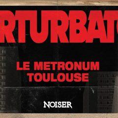 PERTURBATOR + GUEST @u Metronum