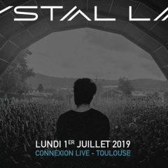 CRYSTAL LAKE @u Connexion Live