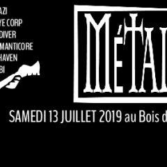 METAL OC FESTIVAL @ Bois De La Pierre (31)