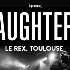 DAUGHTERS + GUEST @u Rex