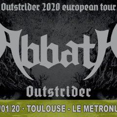 ABBATH + 1349 + VLTIMAS @u Metronum